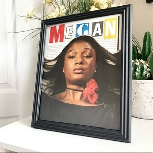 Megan Thee Stallion Handmade 8x10 Collage